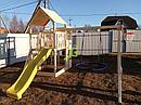 Детская площадка  Крафт Pro 1, фото 7