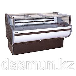 Витрина холодильная серия SALAD Standart 1.5S