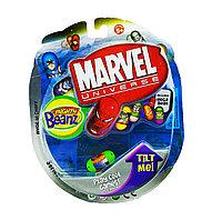 Крутые Бобы Mighty Beanz Блистер 6 шт. Marvel Universe (стандартные)