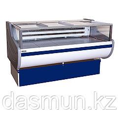 Витрина холодильная серия SALAD Standart 1.8S
