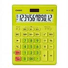 Калькулятор настольный CASIO GR-12C-GN-W-EP салатовый