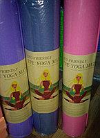 Коврик для йоги 180х60х0.6 ТПЕ