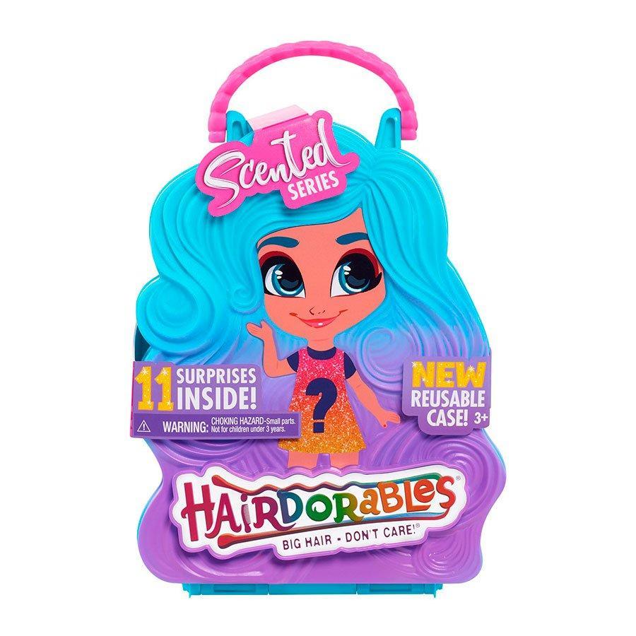 Кукла Hairdorables кукла загадка Арома-пати