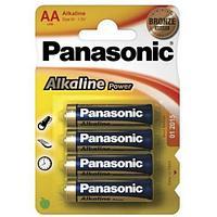Panasonic Alkaline Power LR6APB/4BP тип AA