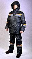 Костюм «Комфорт» зимний не огнеупорный (Полукомбинезон + куртка) Winter jacket «Komfort»with semioveralls