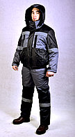Костюм «Статус» зимний не огнеупорный (Полукомбинезон + куртка) Winter jacket «Status» with semioveralls