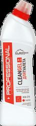 CLEANGEL A11- средство для мытья унитазов и сантехники- гель. 750 мл. РК