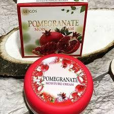 Leicos Natural Skin Pomegranate Noirishing Cream (Питательный крем для лица и тела с гранатом) 100 мл
