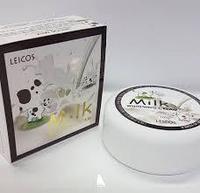 Leicos Natural Skin Milk Noirishing Cream (Крем для лица на основе протеина молока) 100 мл