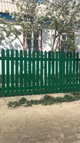 Покраска полисадника эмаль ПФ-115 зеленая от Престиж