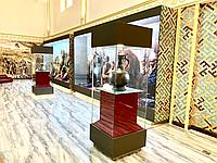 Оформление музеев по Казахстану, Изготовление музейных витрин, фото 1