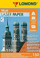 Бумага матовая LOMOND для лазерной печати  (А3/250/150г)