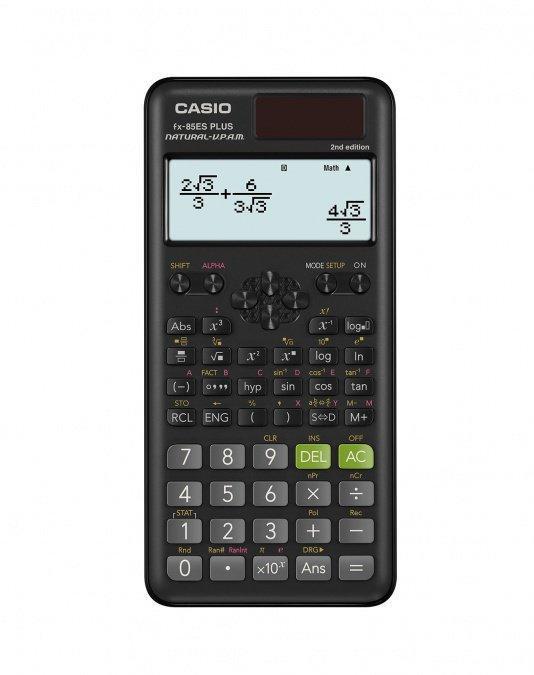 Калькулятор научный  CASIO FX-85ESPLUS-2-SETD