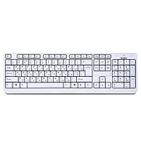 Беспроводная клавиатура SVEN KB-C2200W  белая