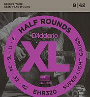 Струны для электрогитары DAddario EHR320