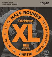 Струны для электрогитары DAddario EHR310