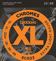 Струны для электрогитары DAddario ECG23