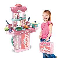 Детская кухня в чемодане 008-971A, фото 1