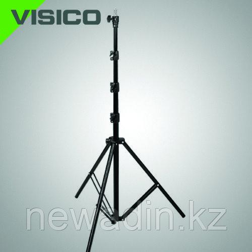 Стойка телескопическая для осветительного прибора Visico (от 0,7м до 2,42м)