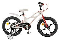 "Велосипед двухколесный SPACE SHUTTLE 16"" Белый ROYAL BABY"