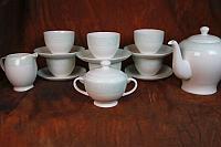 Дионис-Аквамарин чайный сервиз