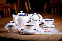 Ноктюрн чайный фарфоровый сервиз