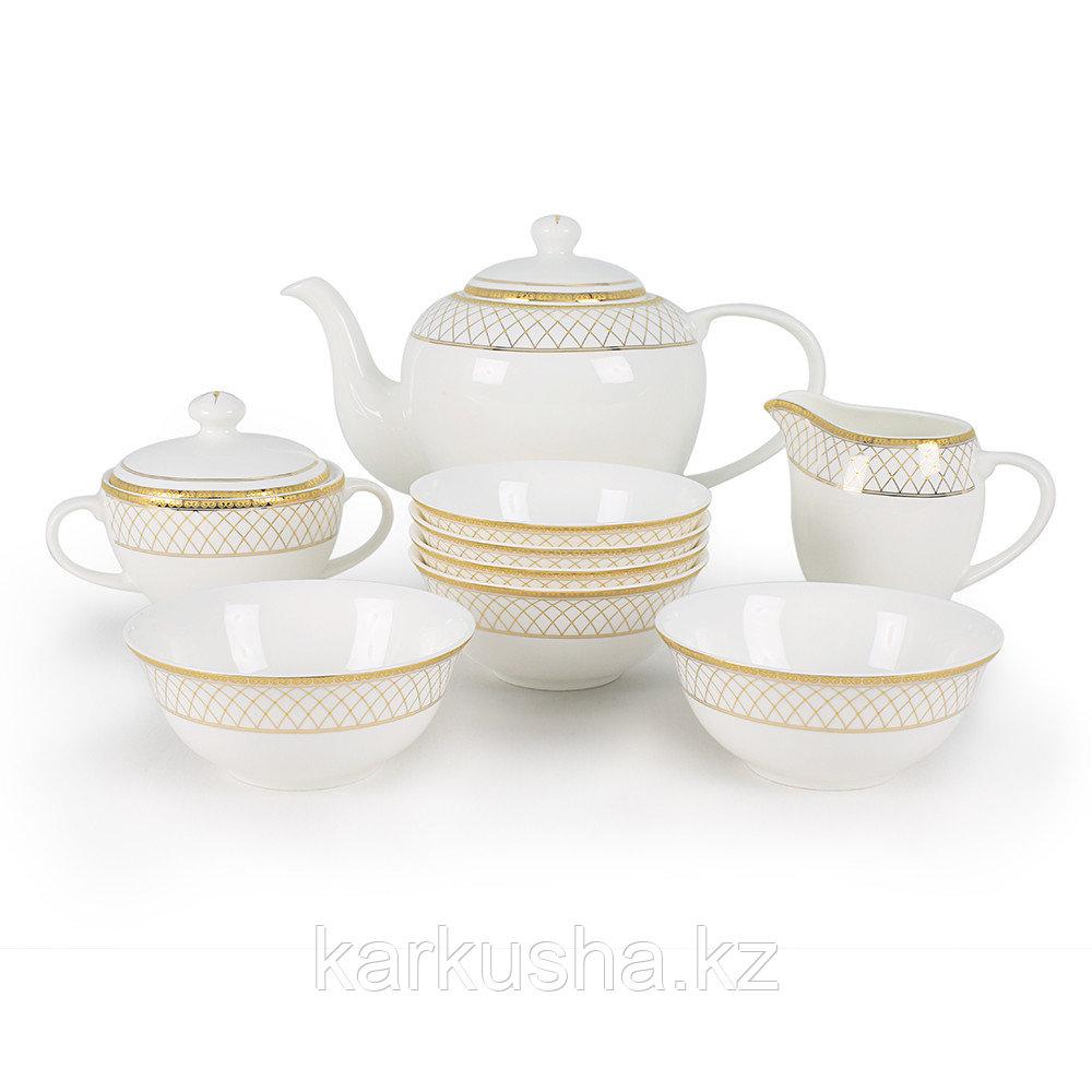 Искандер чайный сервиз с пиалами
