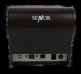 Принтер для печати чеков термо SENOR GTP-180, фото 2