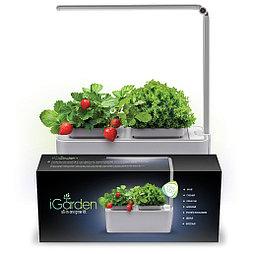 Смарт-сад с подсветкой iGarden LED умный дом