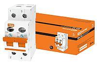 TDM Выкл. нагрузки(рубильник)ВН32 2П 40А
