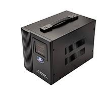 Стабилизатор напряжения ЭК Power PC-SVR 500VA Верт. (Эл) черный