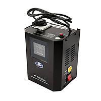 Стабилизатор напряжения ЭК Power PC-TM 500VA Наст. (Эл) черный