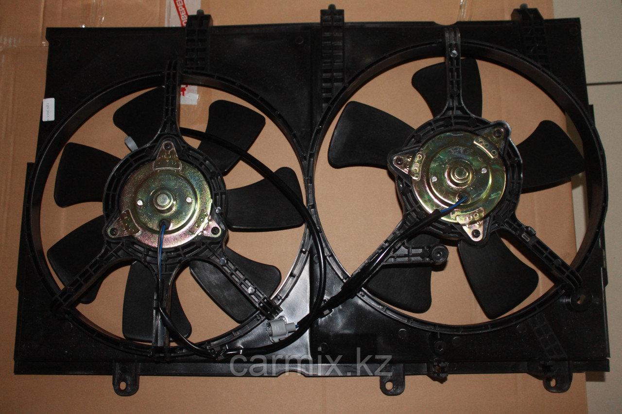 Вентилятор охлаждения двигателя Outlander CU4W