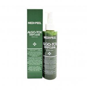 MEDI-PEEL Гель для глубокого очищения кожи с эффектом детокса Algo-Tox Deep Clear 150мл.