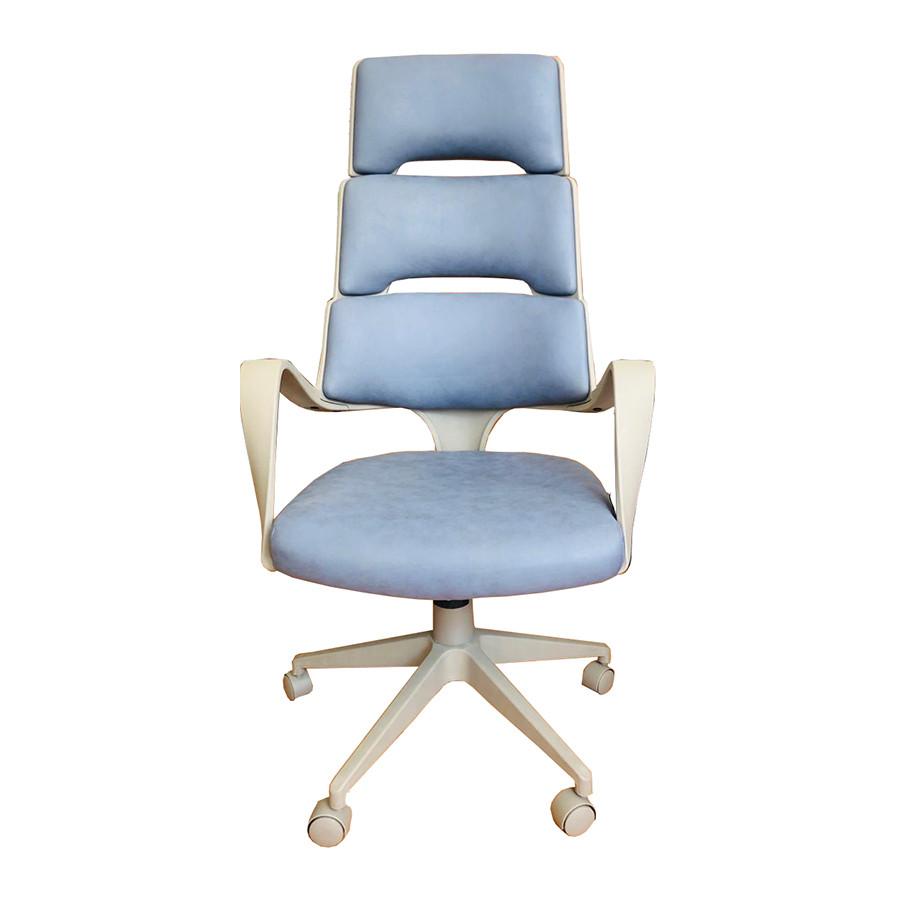 Офисное кресло, кресло ZETA, Зета,  ZETA,  компьютерное кресло, ZETA,  мод CX1228H серый ВИ