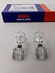 Koito 1583 Лампа накаливания безцокольная W5W 12V 5W