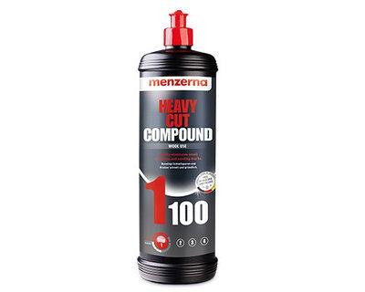 Heavy Cut Compound 1100 (FG500) Одношаговая полировальная паста MENZERNA  1кг