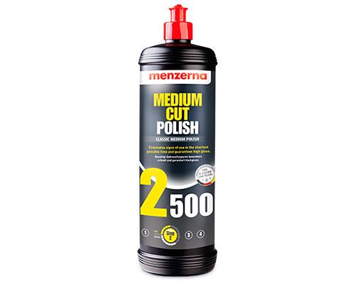 Medium Cut Polish 2500 Среднеабразивная полировальная паста Menzerna 1кг