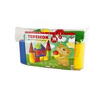 Строительный набор «Теремок-18» в сумке
