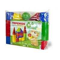 Строительный набор «Теремок-21» в сумке