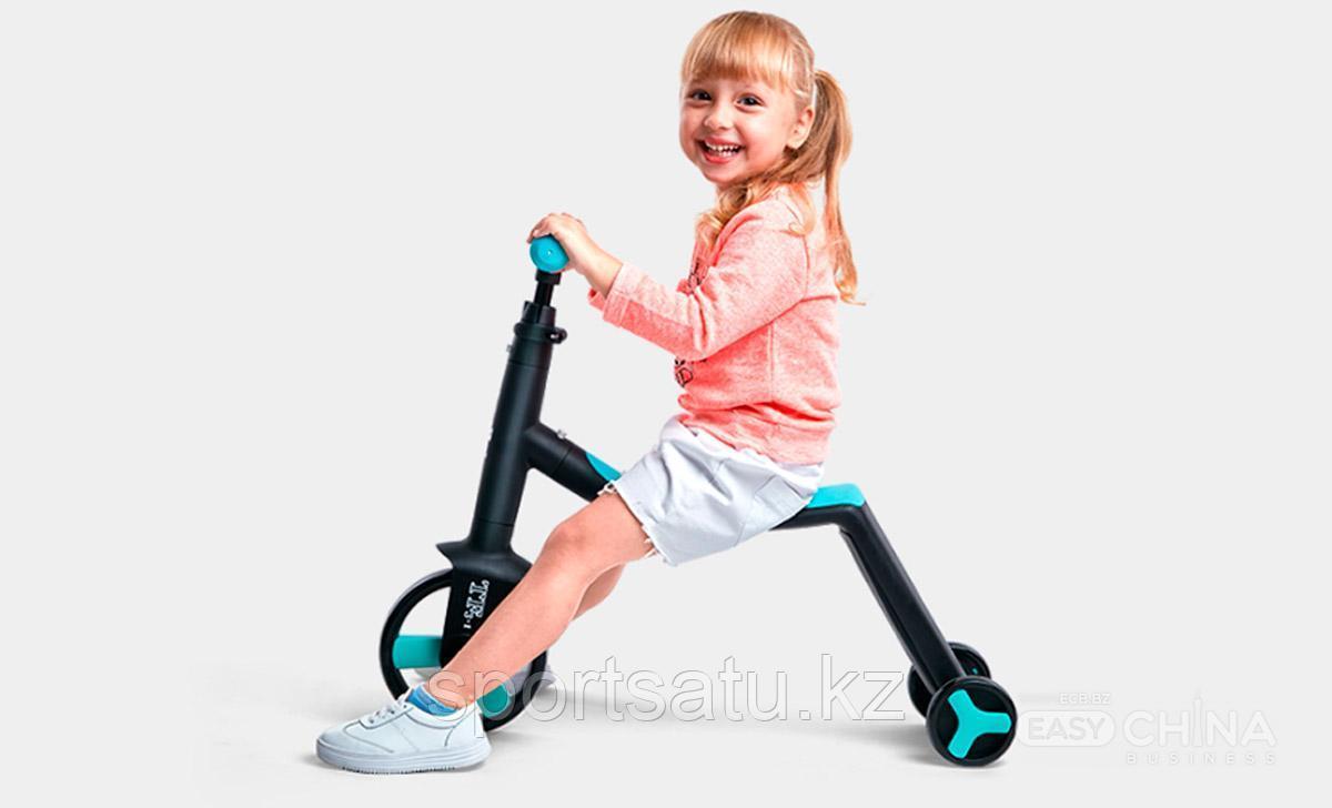Самокат, беговел, велосипед детский 3 в 1 Nadle