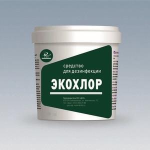 Дезинфицирующее средство Экохлор № 300