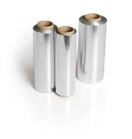 Фольга парикмахерская Stella серебряная Premium 18 мкм 50 м  12см