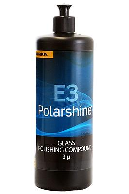 Polarshine E3 Полировальная паста для стекла 1л