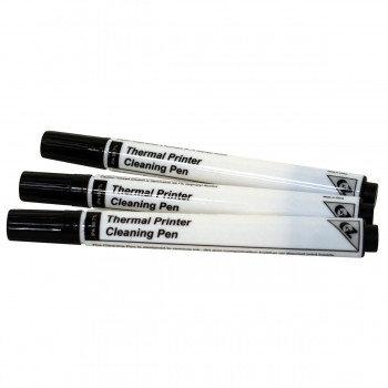 Чистящий карандаш для термоголовки принтера (упак 3 шт) Evolis ACL005