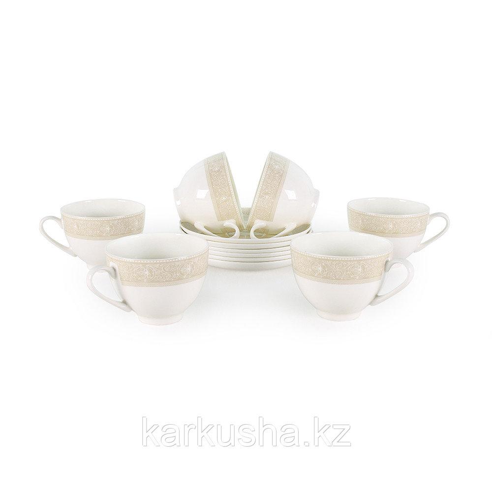 Диана набор чайных пар