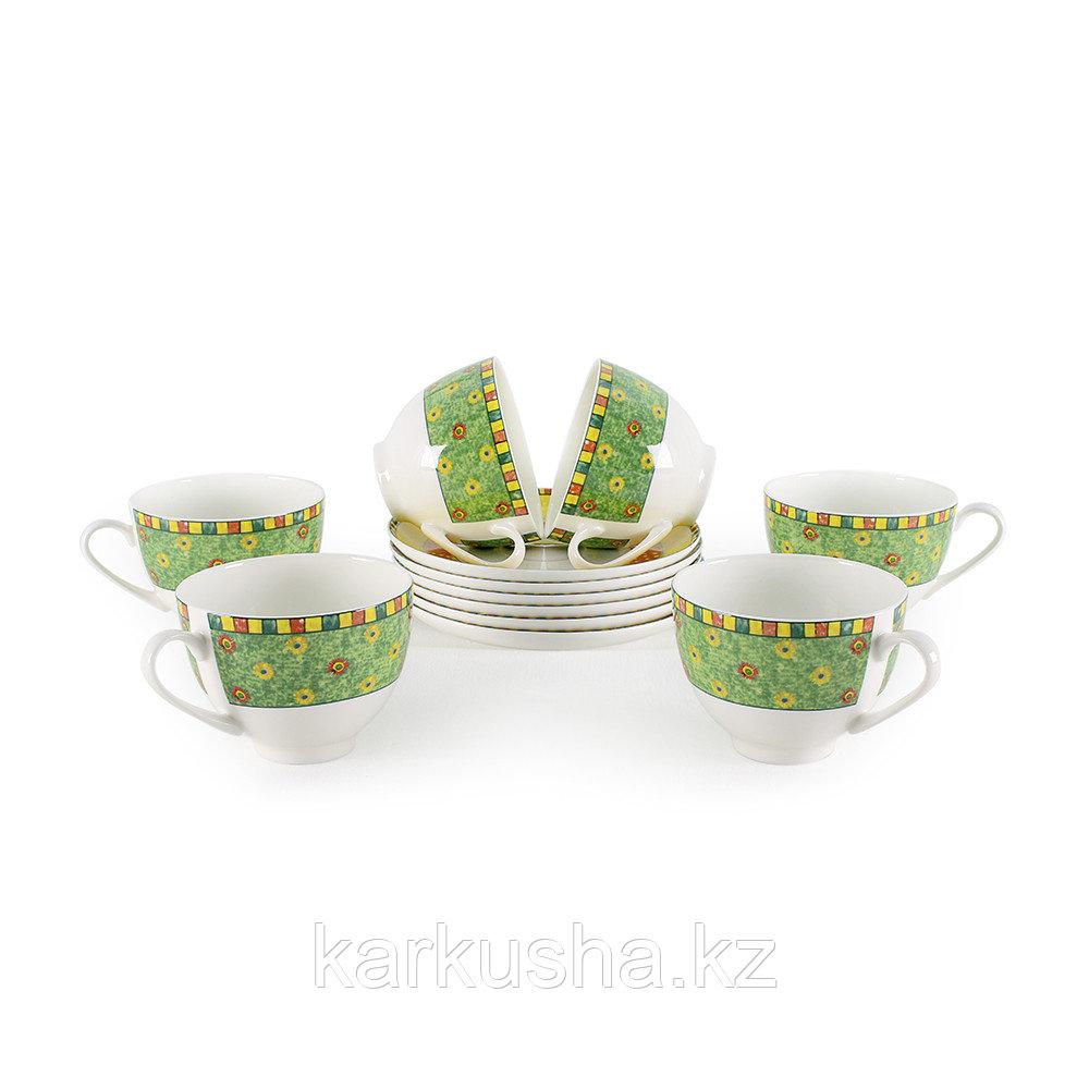 Лето набор чайных пар