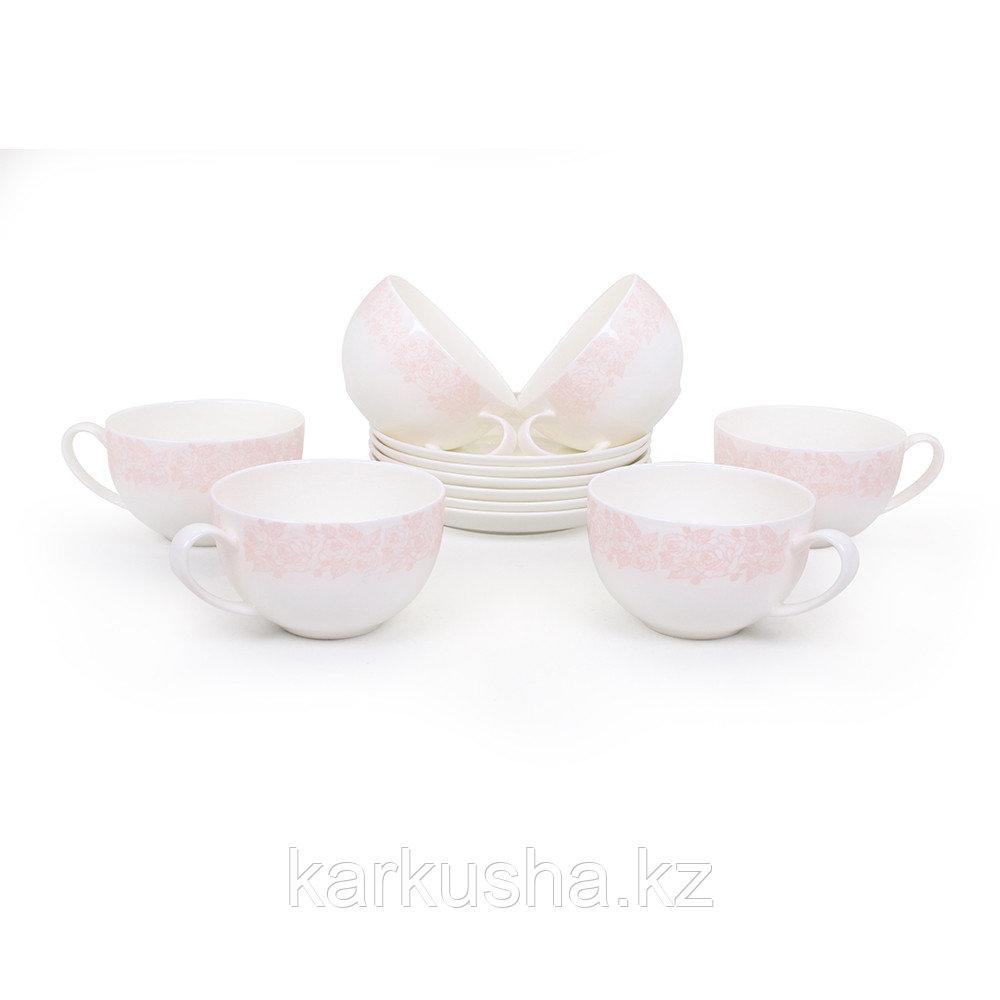 Мария набор чайных пар