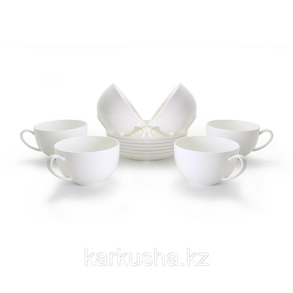 Милена набор чайных пар