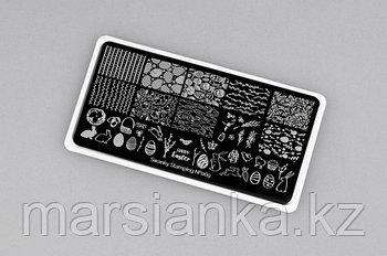 Пластина Swanky Stamping #069